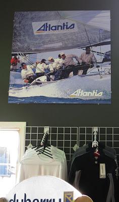 Atlantis Poster Annapolis Performance Sailing APS Storefront