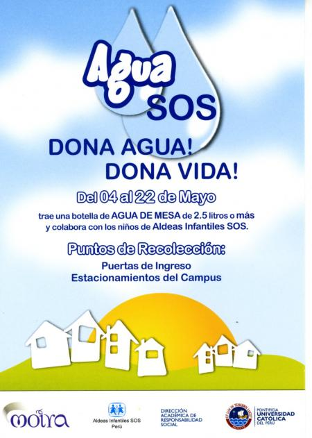 Afiche sobre el cuidado del agua - Imagui