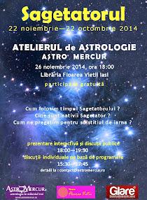 Atelierul de Astrologie Astro Mercur