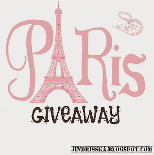 Paris Souvenirs Giveaway By JINDRISSKA