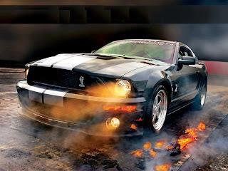 Mustang Cobra