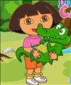 Dora Care Baby Crocodile