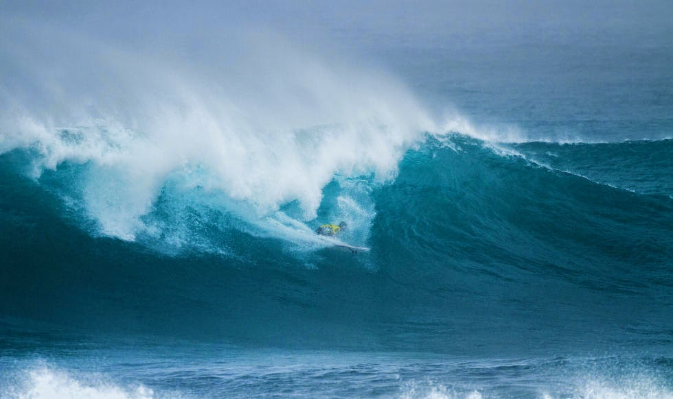 44 Vans World Cup of Sufing 2014 Seth Moniz Foto ASP