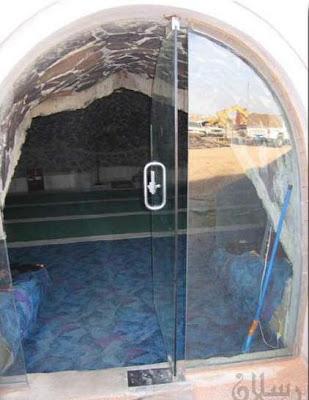 Masjid Moschee Yang Dibina Di Bawah Tanah