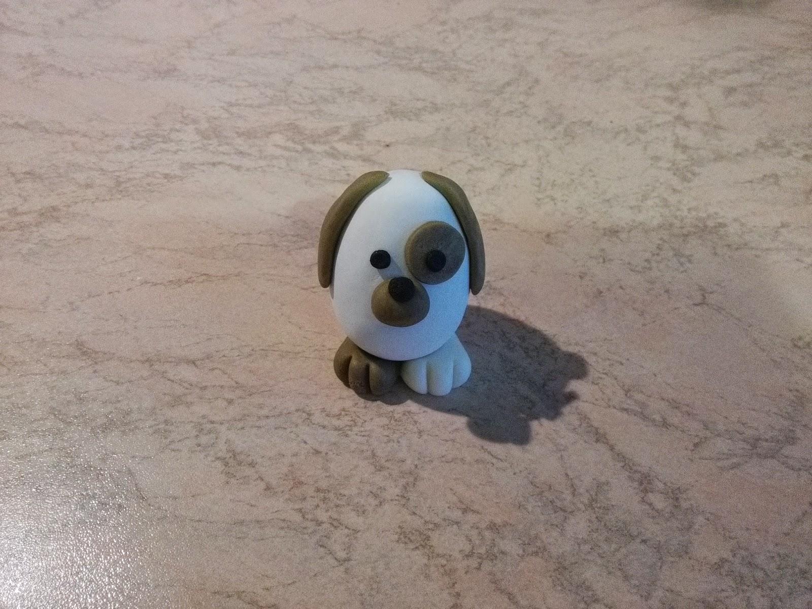 Undicesimo uovo: il cagnolino