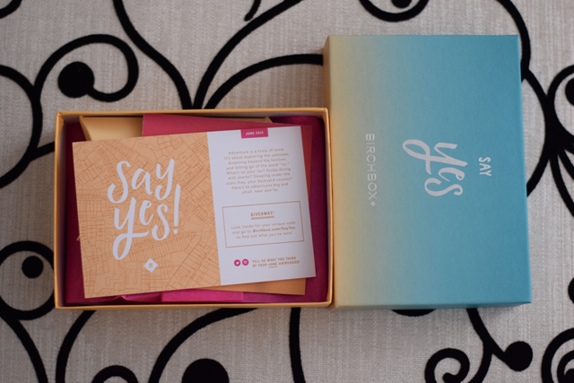June Birchbox Beauty