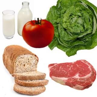 La función de los alimentos según su estructura molecular