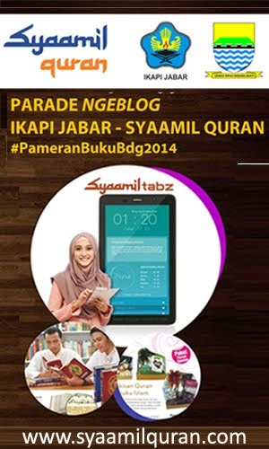 Lomba Blog #PameranBukuBdg2014