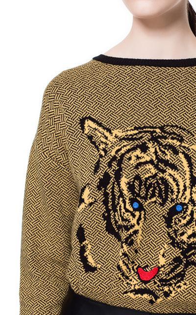 zara tiger pull