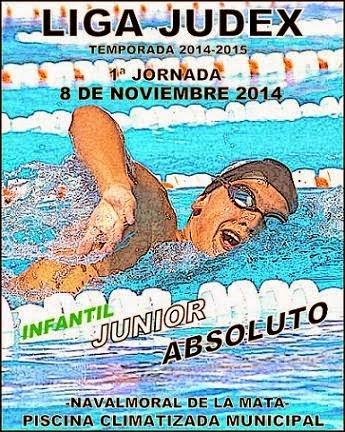 1ª Jornada Liga Judex. 8 de Novienbre 2014. Navalmoral de La Mata (Cáceres)