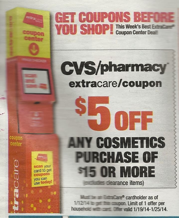Living and Loving Makeup: Drugstore Deals: January 19-25, 2014
