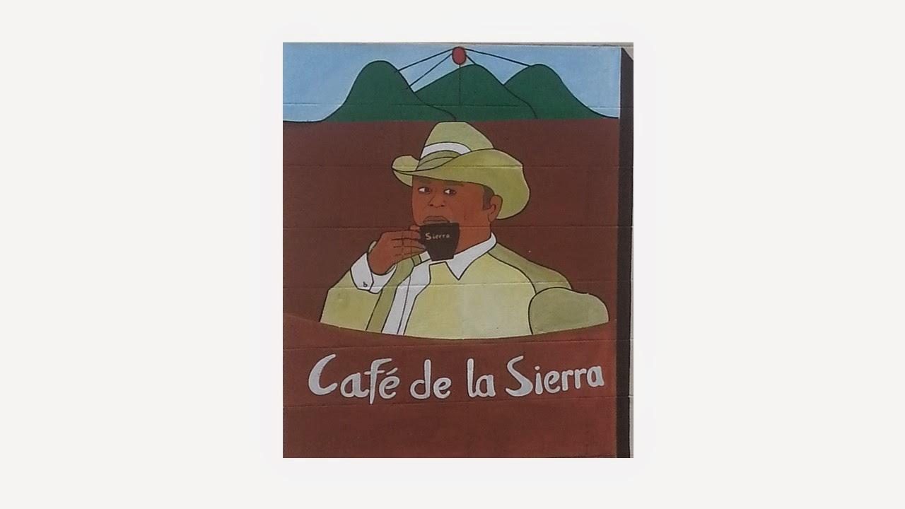 Cafe de la Sierra un producto de COOPROCASINE