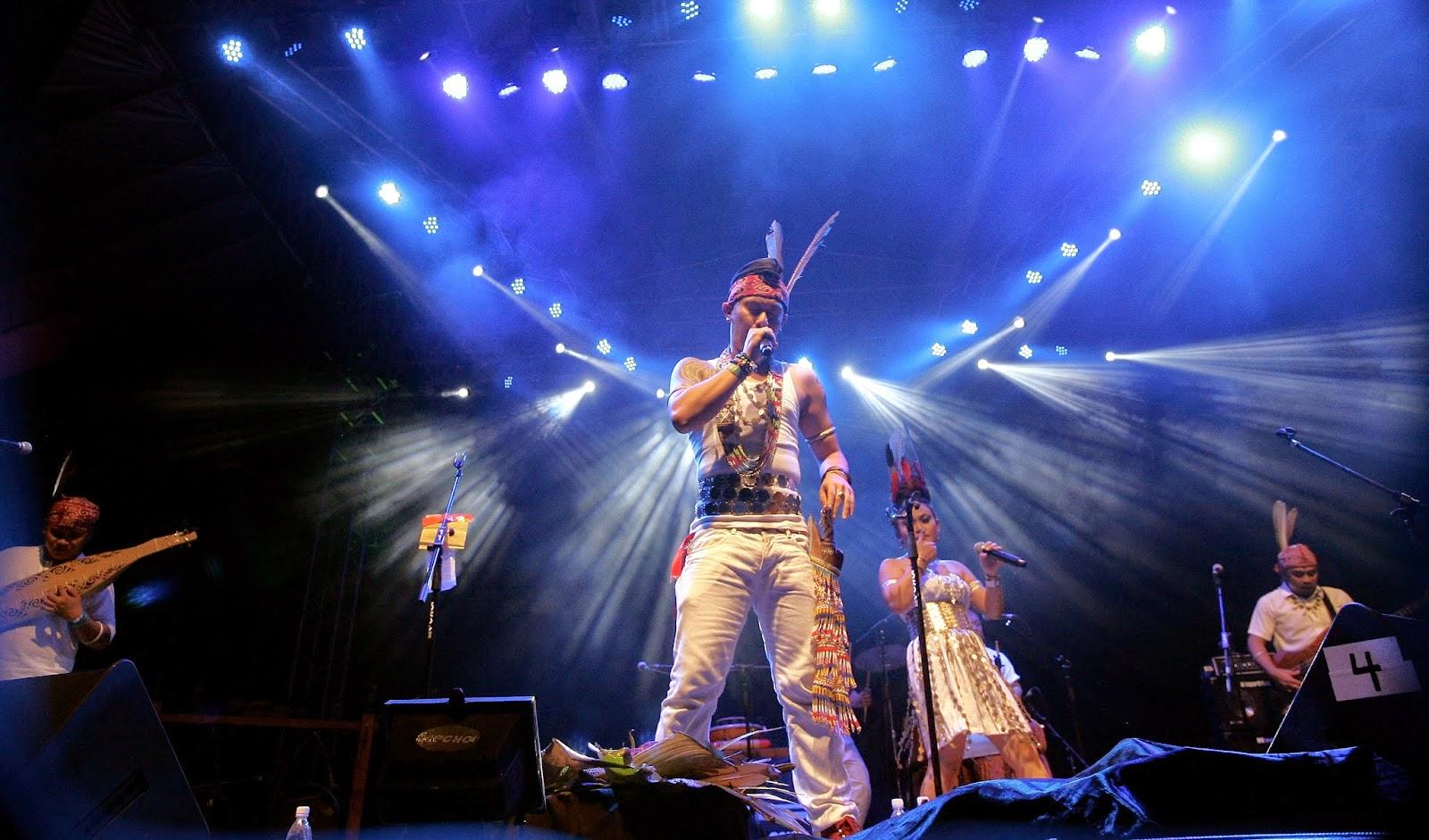 Catatan Hari ke 4 @dodon_jerry Rainforest World Music Festival