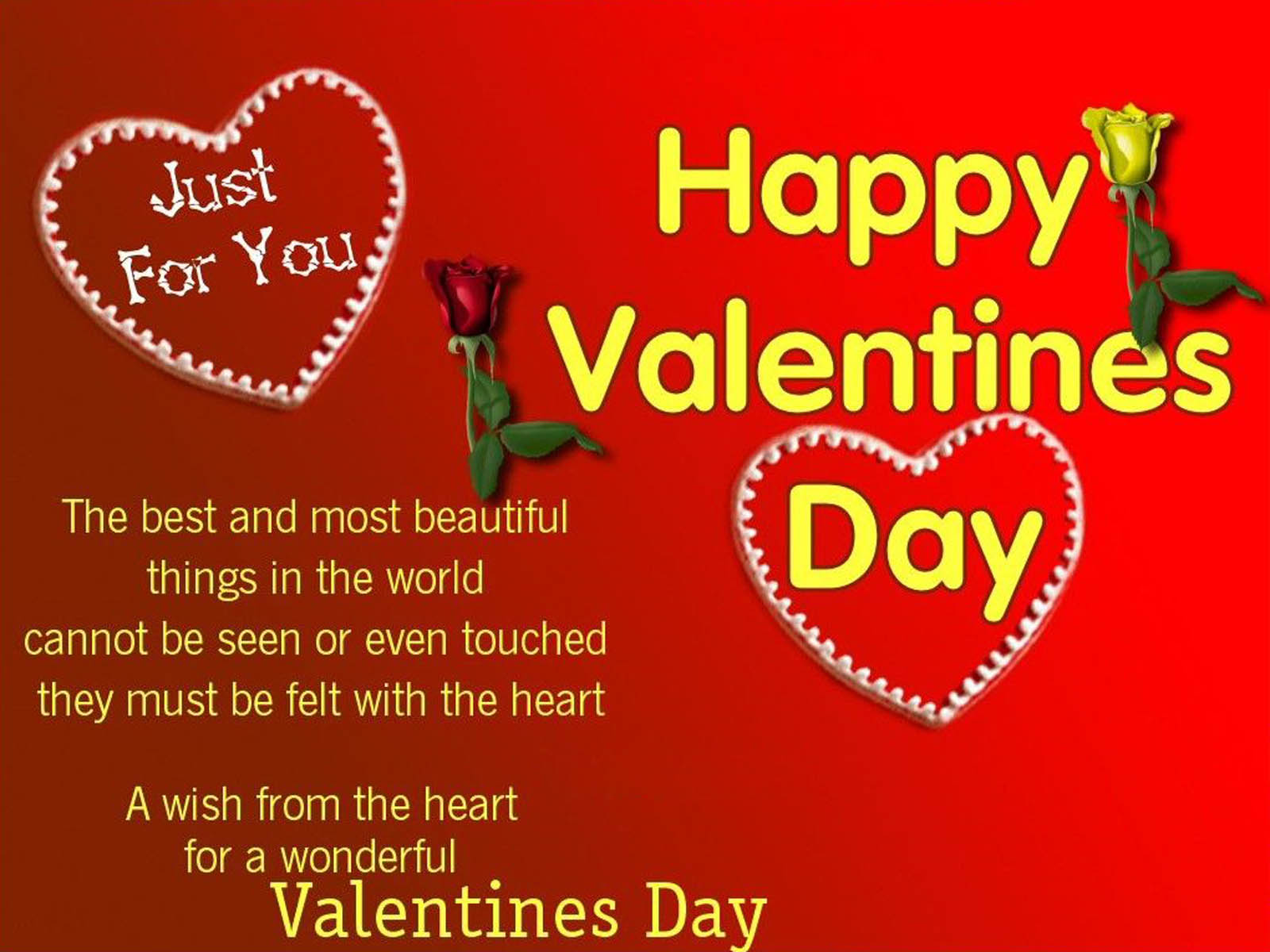 Wallpaper valentines day greetings biocorpaavc Image collections
