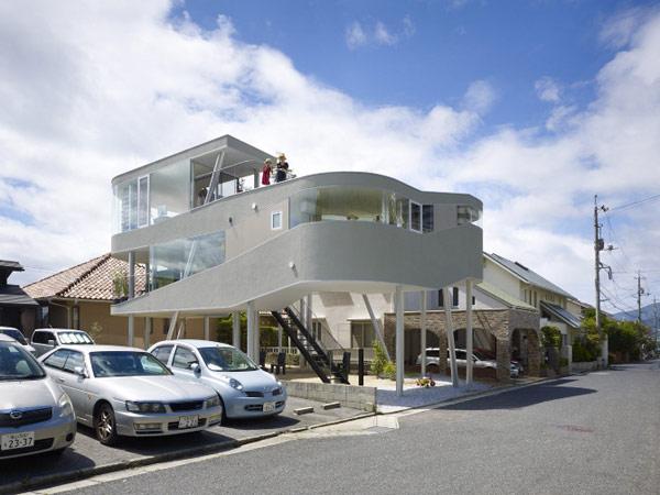 Stilt Houses C L Ph Zak Gallery For Home