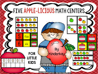 https://www.teacherspayteachers.com/Product/Five-APPLE-licious-Math-Centers-FOR-LITTLE-KIDS-2115961