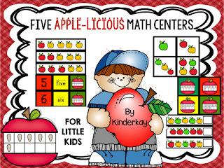 https://www.teacherspayteachers.com/Product/Five-APPLE-licious-Math-Centers-FOR-LITTLE-KIDS-2115961