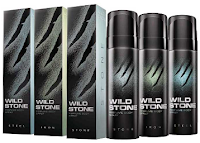 Buy Wild Stone Steel, Iron And Stone Pack of 3 Deodorant at Extra Rs. 100 off :Buytoearn