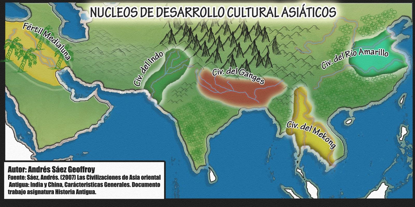 El ltimo de los romanos Las Civilizaciones de Asia oriental