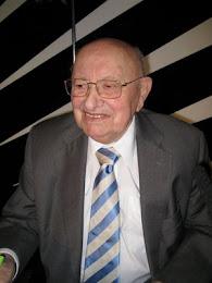 Marcel Reich-Ranicki im Literaturhaus Frankfurt, am 8.12. 2011 (Foto: Helga König)