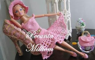 Barbie Moda Retrô por Pecunia MM