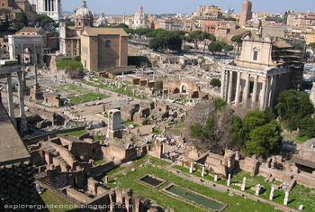 Roman Forum Italia