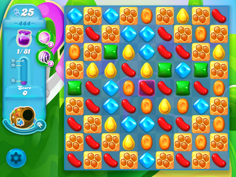 Candy Crush Soda 444