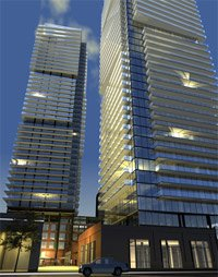 Toronto Downtown Condos