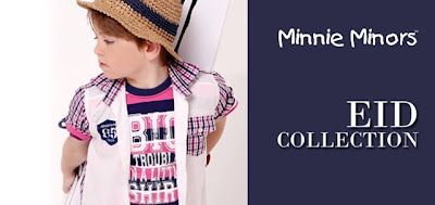 Minnie Minors Eid Collection 2013-2014 For Children