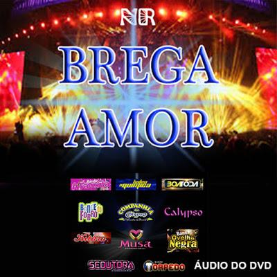 CD BREGA AMOR
