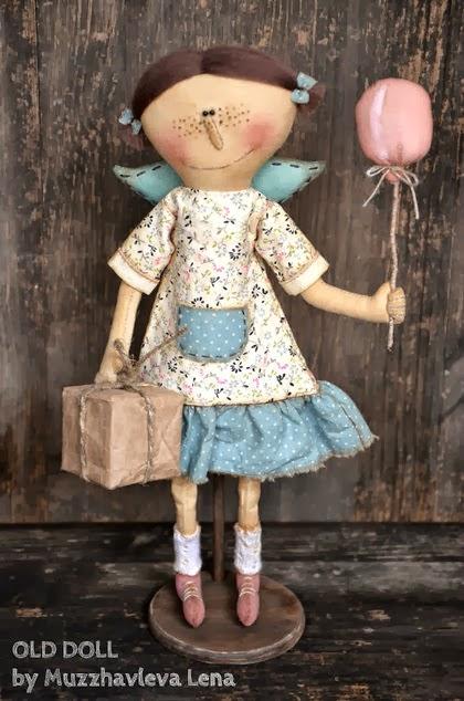Куклы сшить авторские