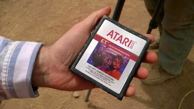 New Mexico dig unearths E.T. video game for Atari