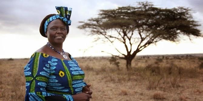 Wangari Muta Maathai (2004)