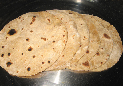 Nárwen's Cuisine: Chapati