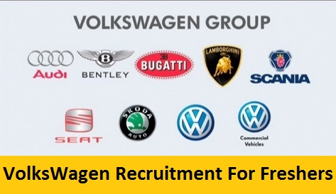 volkswagen recruitment 2018 2019 job openings for freshers freshers jobs experienced jobs. Black Bedroom Furniture Sets. Home Design Ideas