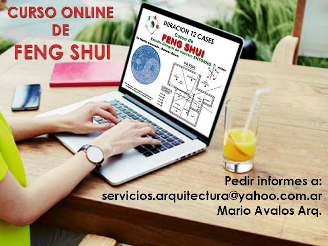 Arquitectura y feng shui curso online de feng shui - Arquitectura feng shui ...