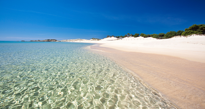 Art and food of italy sardinia and its secrets beaches for Chia sardegna