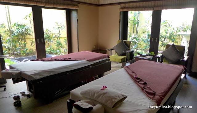 Spa Village, Ritz Carlton Kuala Lumpur, best spa in kl