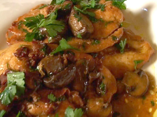 Eat Well Live Happy Chicken Marsala
