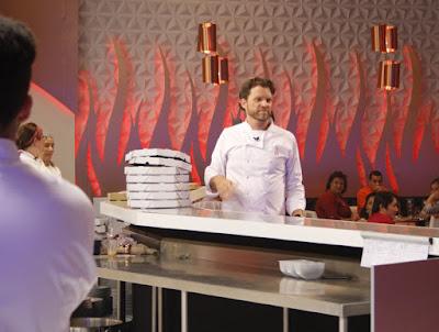As pizzas chegam no restaurante - Crédito: Divulgação/SBT