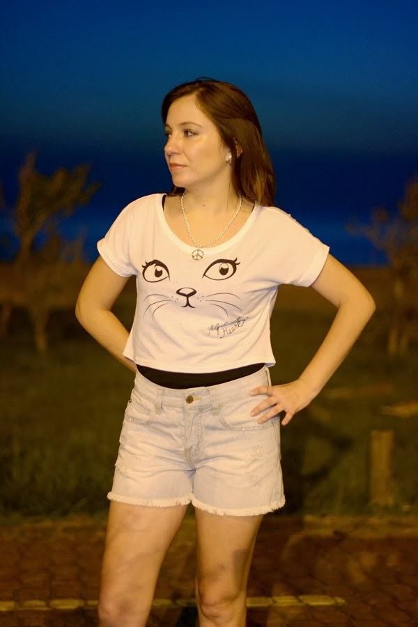 Camiseta Catmania