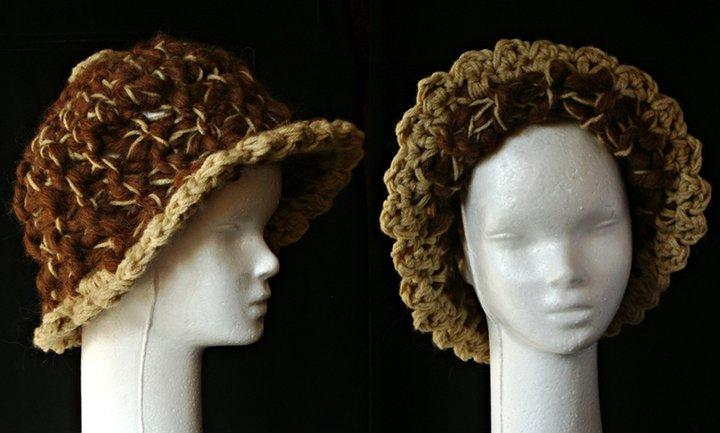Accesory Report: Gorros tejidos con toque couture - Paperblog