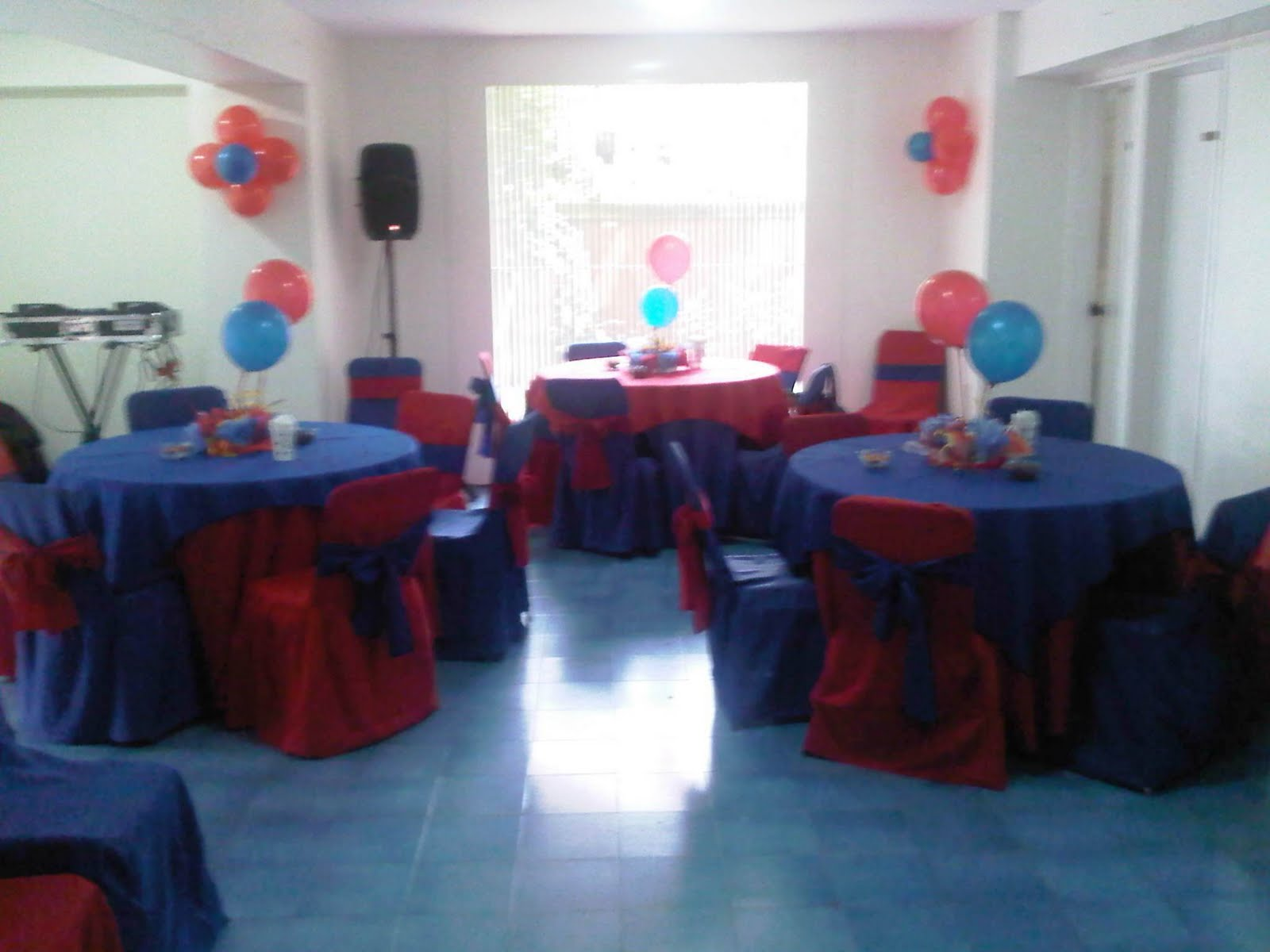 Evento fiesta infantil servicio decoracion de salon for Decoracion salon infantil