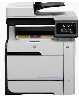 Download Printer Driver HP Laserjet Pro 300