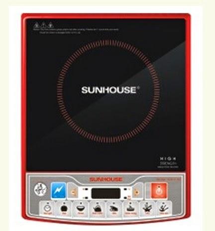 Bếp từ Sunhouse SH 6180