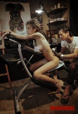 Studio Tattoo Khusus Wanita [18+]