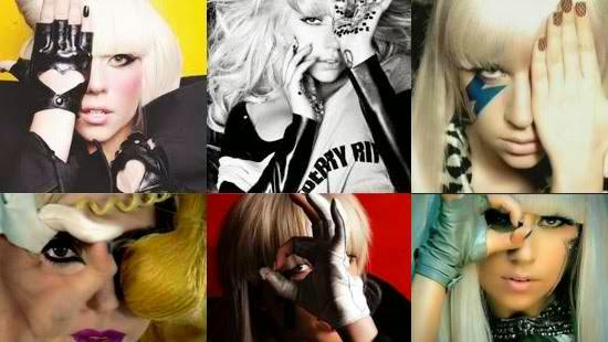 Lady Gaga Illuminati signs and symbols