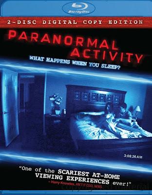 Paranormal Activity (2007) 720p BRRip 478MB mkv Dual Audio