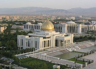 Türkmenbaşı Sarayı