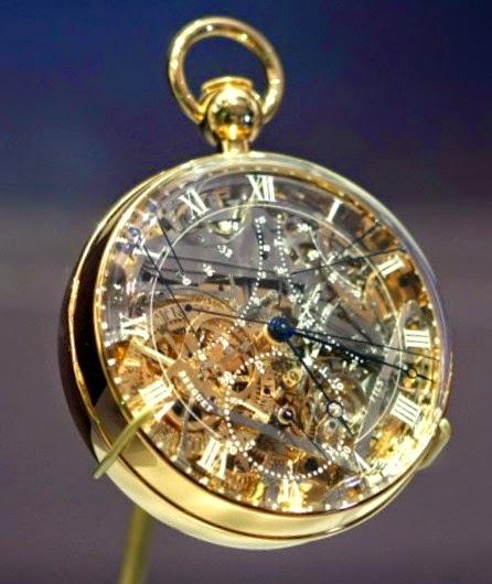 El Reloj De La Difunta Maria Antonieta Relojes Antiguos De Bolsillo